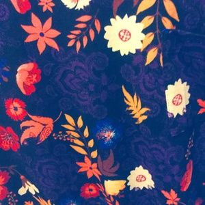 Flirty Medium paisley/ floral Carly!